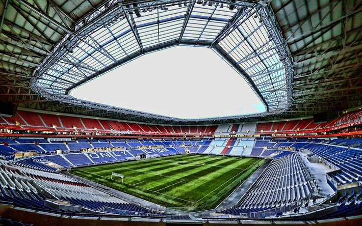 ARENA : stade et salle de spectacle; l'indoor format XXL, au coeur d'un quartier très dense. (42000 places)