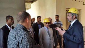 Ministre algérien de l'agriculture